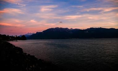 - LAKE GENEVA, SWITERZLAND -