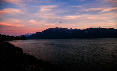 - LAKE GENEVA, SWITERZLAND -